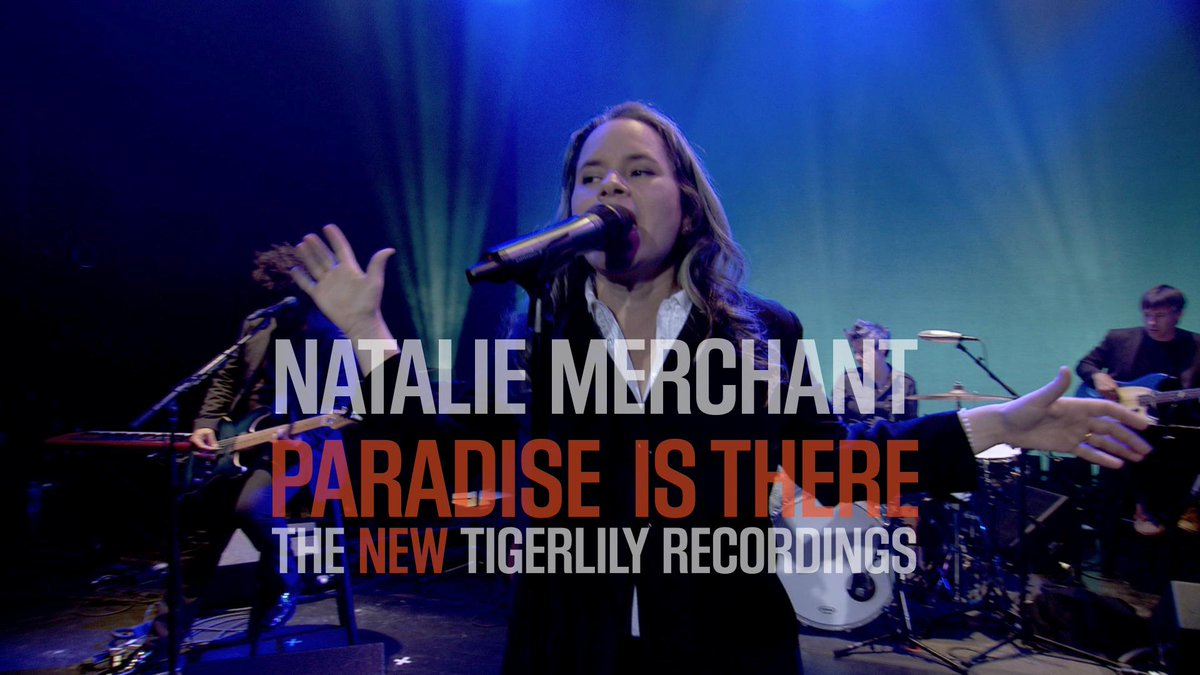 Take a sneak peek at Paradise Is There: The New Tigerlily Recordings album + film, due Nov 6: https://t.co/OvwO2GKuDT http://t.co/o1utWxP2T3