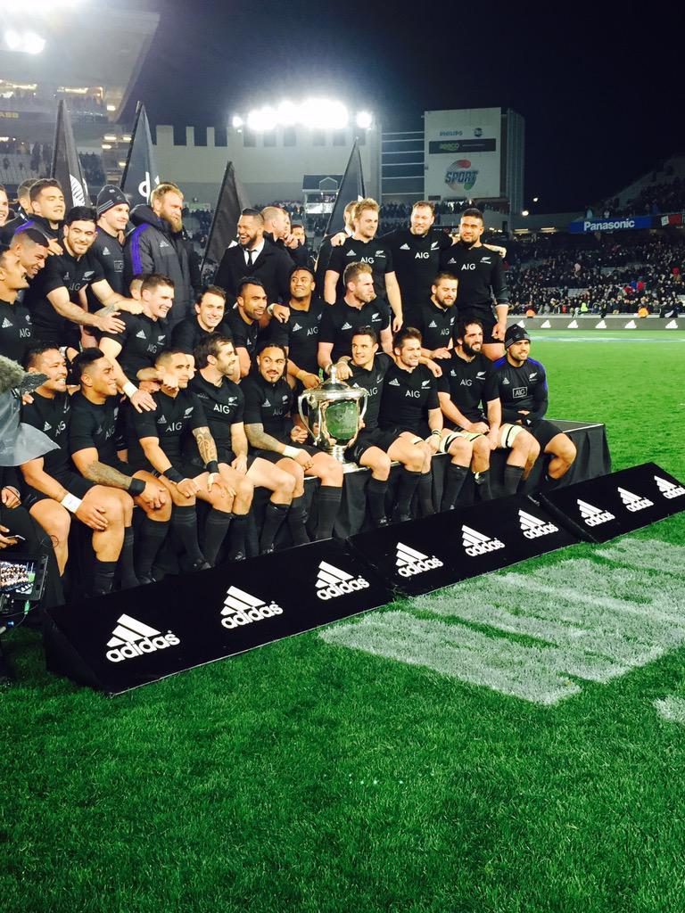 The @AllBlacks Victorious!!! #BledisloeCup http://t.co/nq0tKNEELc