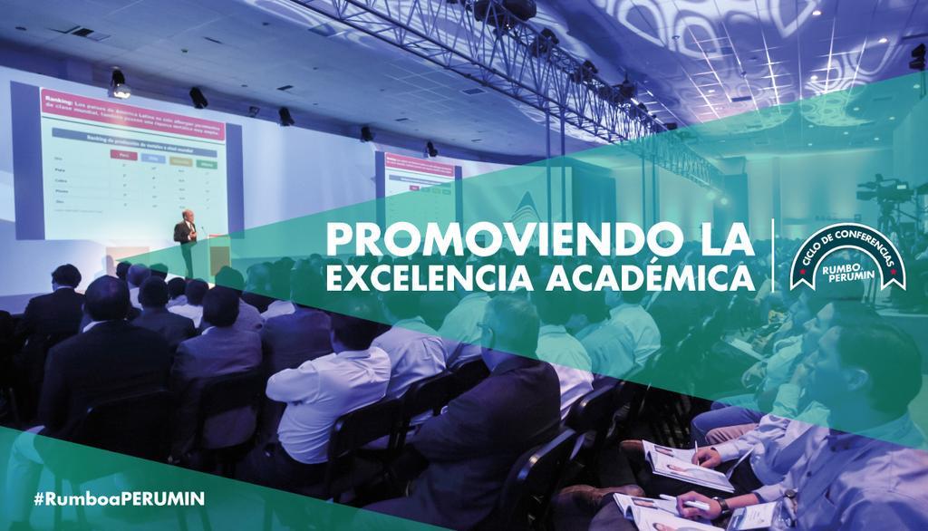 Thumbnail for Resumen informativo: Rumbo a PERUMIN, Promoviendo la excelencia académica