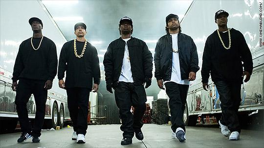 'Straight Outta Compton' rocks Friday box office with $24.2 million. http://t.co/8NTjMY3fiE