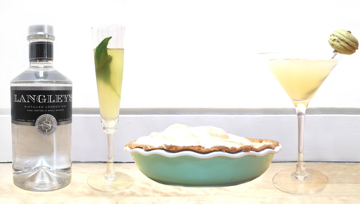 Mix Langeley's Garden, Macaron Martini and Lemon Meringue Pie with @LangleysNo8 #CocktailHour http://t.co/PXPubSxUnU http://t.co/ymfBZG12x3