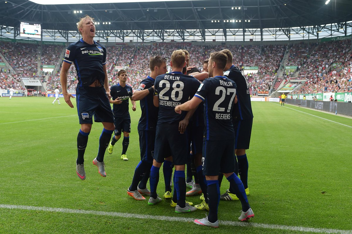 Video: Augsburg vs Hertha BSC