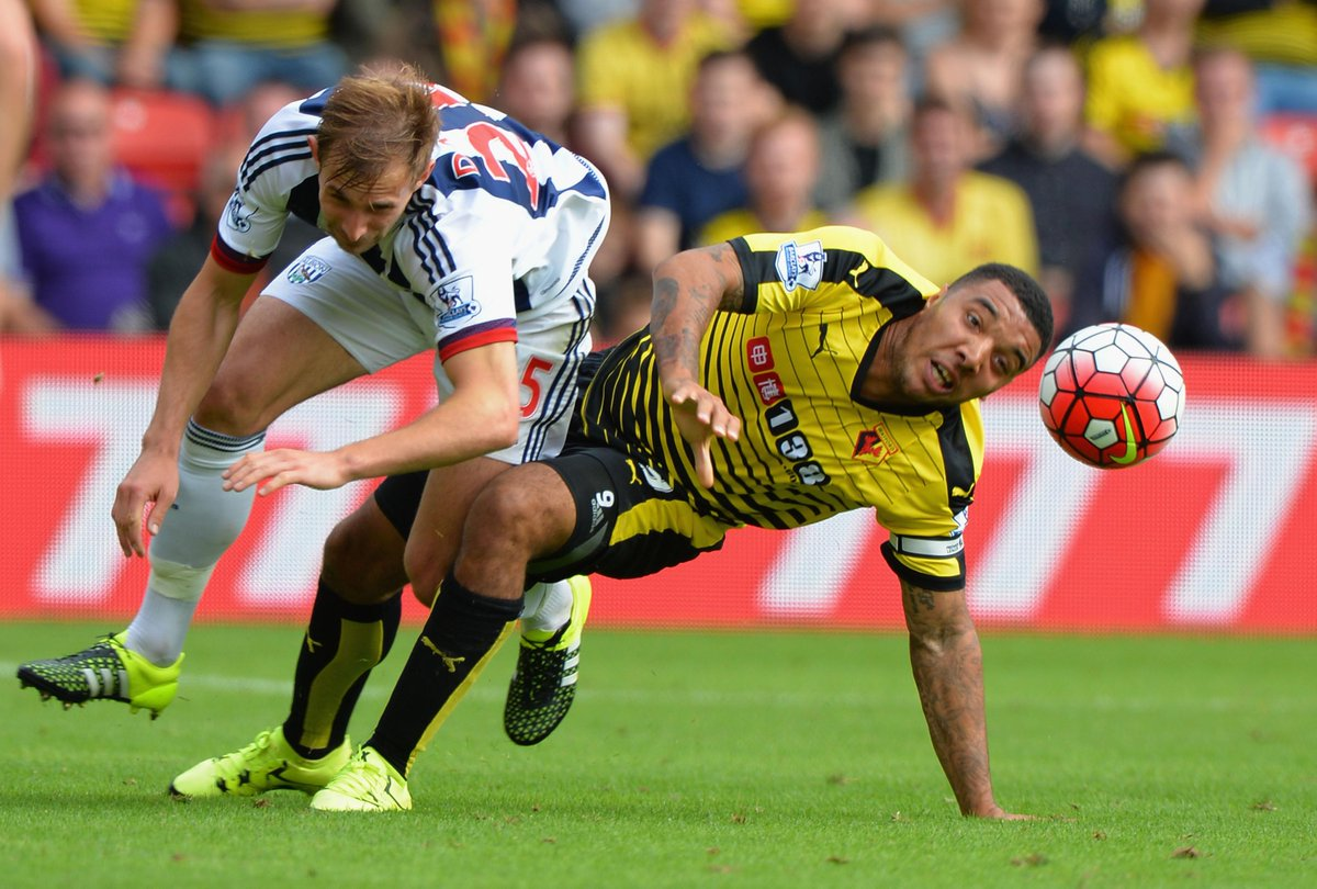 Video: Watford vs West Bromwich Albion