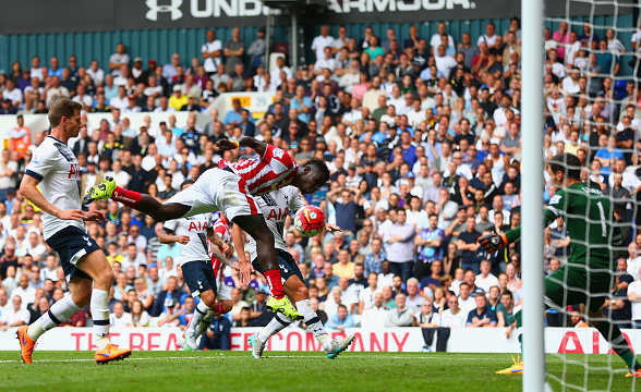 Video: Tottenham Hotspur vs Stoke City