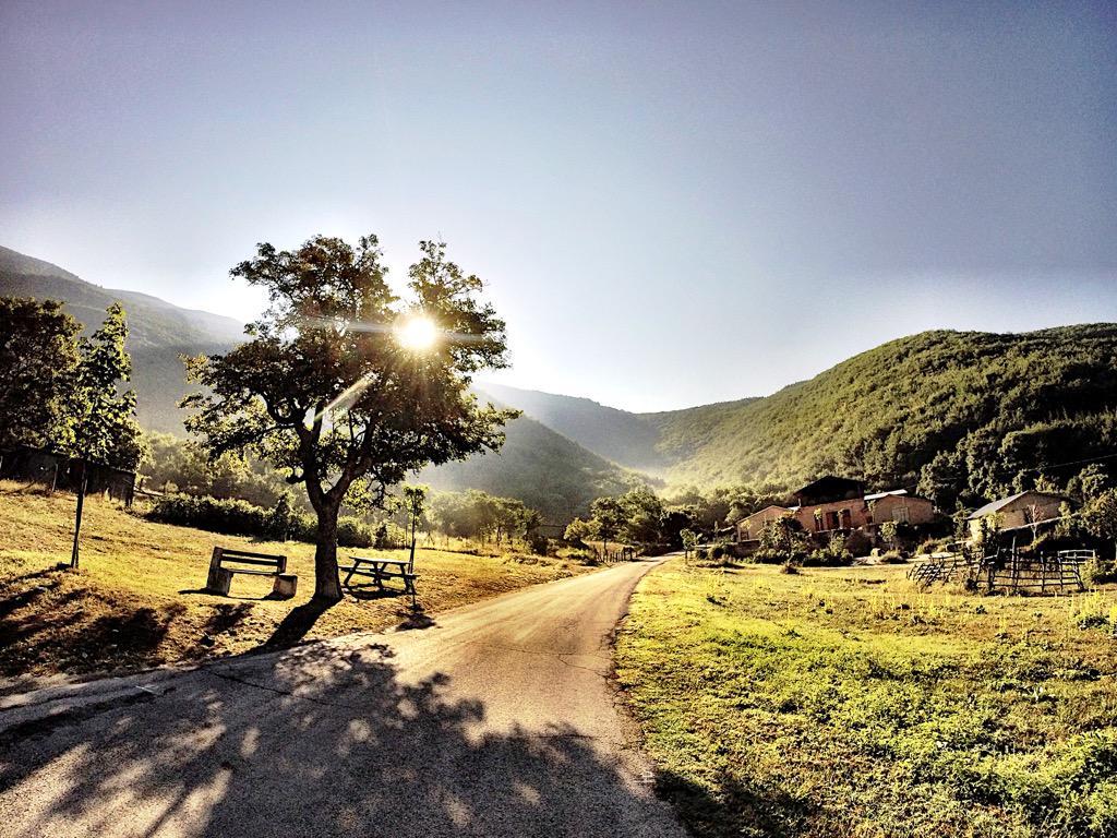 Terremoto sentito Oggi nel Parco Nazionale dei Monti Sibillini