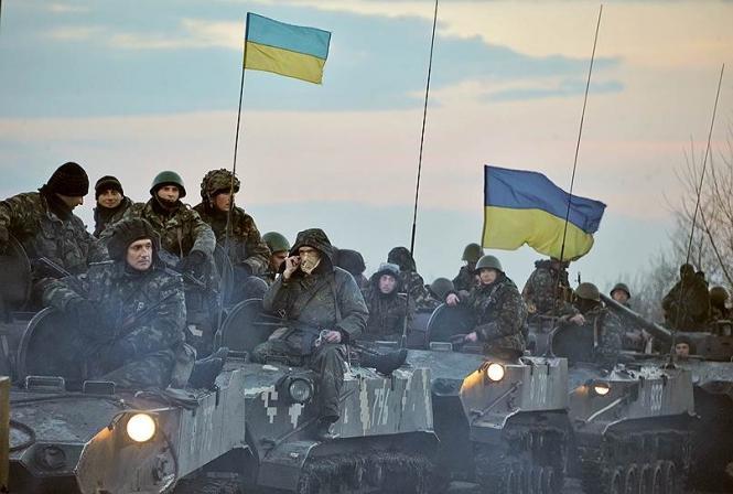 Боевики активно используют тяжелое вооружение на Донбассе, включая ствольную и реактивную артиллерию, - Лысенко - Цензор.НЕТ 5939