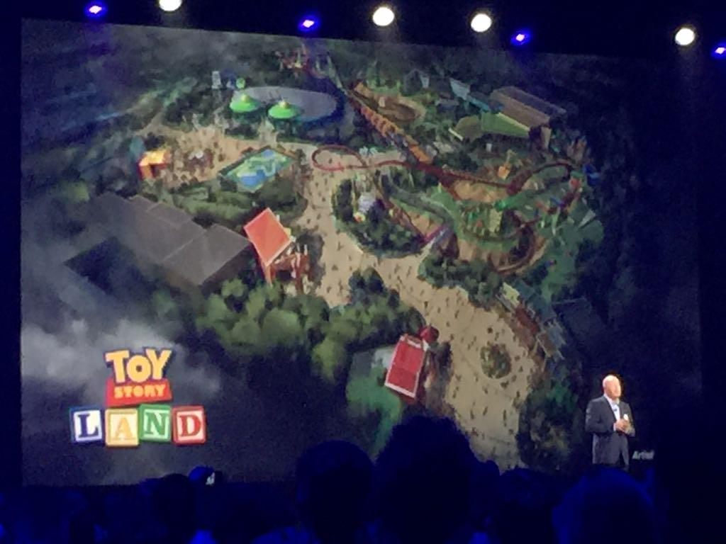 [Disney's Hollywood Studios] Toy Story Land (30 juin 2018) CMe6SWXUEAALmSw
