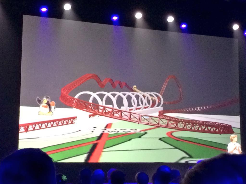 Slinky Dog Coaster #ToyStoryLand #D23Expo #ParksAndResorts http://t.co/XIPXFJMVmA