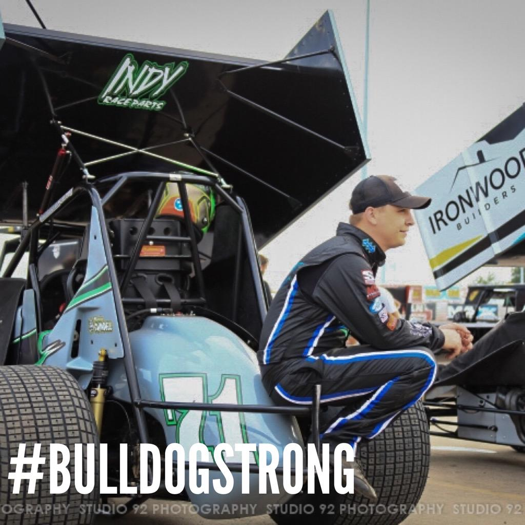 Help us get #KevinSwindell trending and let him know we're thinking of him. #BulldogStrong http://t.co/H2f8PHbF3M