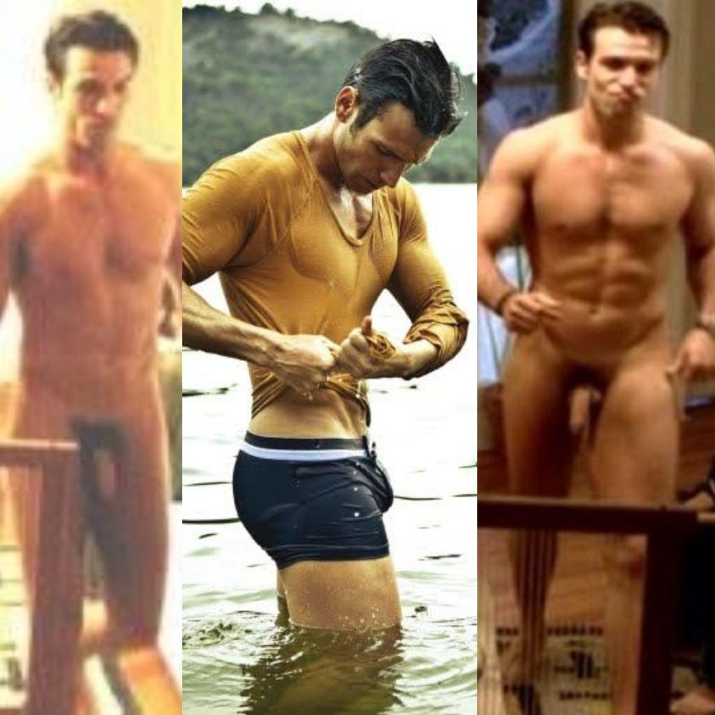 Mexican nude male celebs
