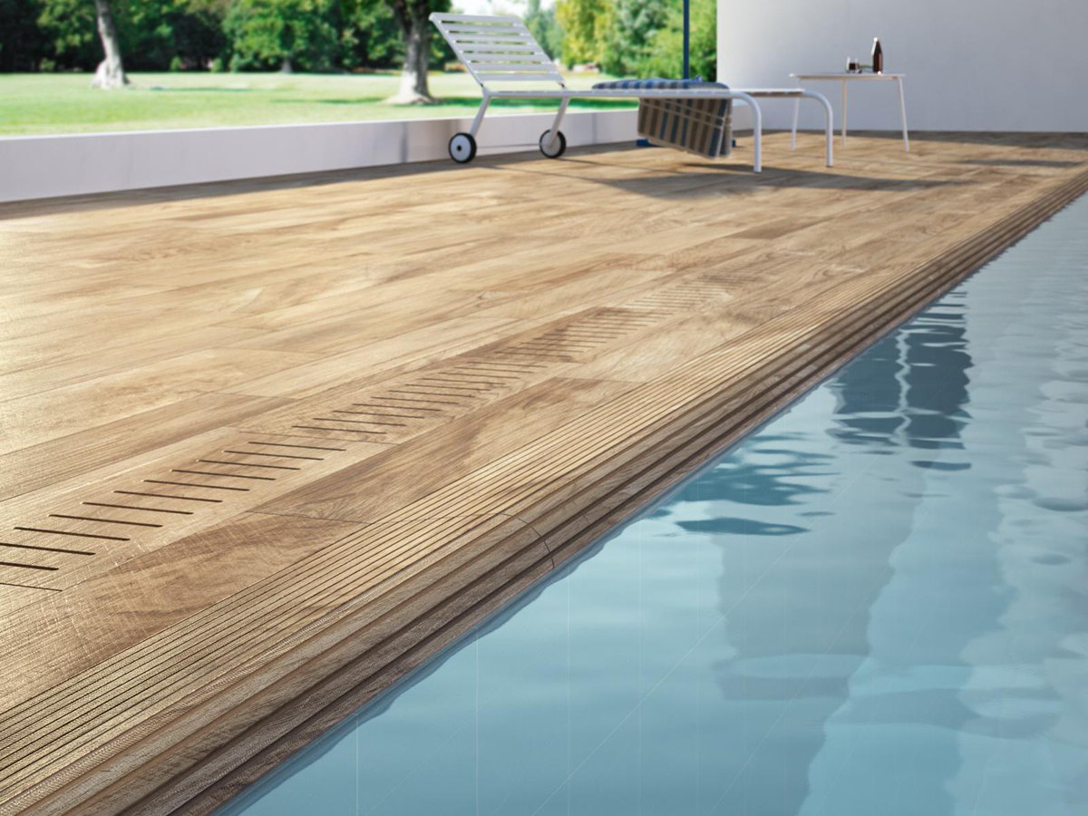 Tile Supply Solution On Twitter Porcelainwoodtiles Porcelain Wood Tiles Look Great Around A Pool Patio Antislip And Frost Water Proof Http T Co Zmyp8zgfeb