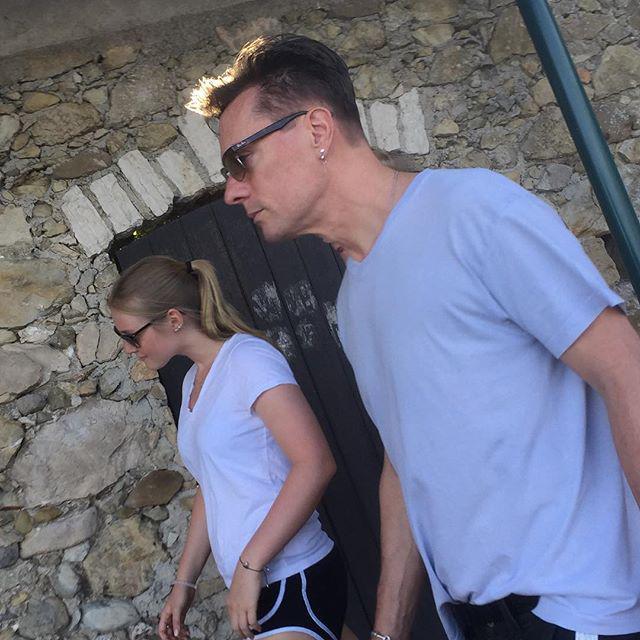 Fernanda Bottini On Twitter Quot Bono In Italy Via Targatocn Larry Mullen At Port De St Jean