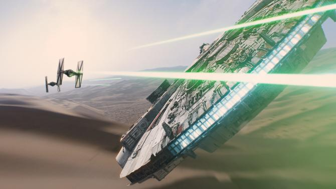 """Prime immagini ufficiali di """"Star Wars: Rogue One"""", il primo spin-off della saga"""