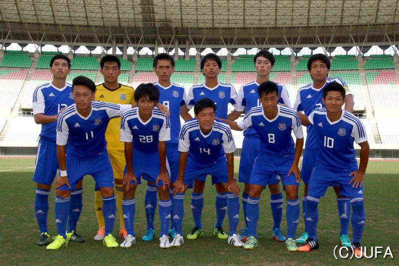 全日本大学サッカー連盟<JUFA>...