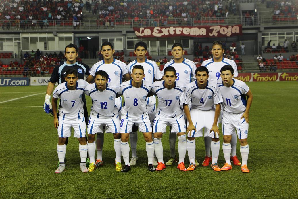 Eliminatorias UNCAF 2015 - Olimpicos Brasil 2016: El Salvador 2 Panama 3. CMfrqoDUYAACV3m