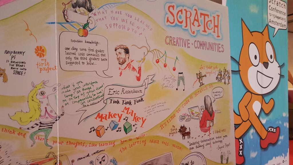 Thank you @Scratch2015AMS ! Really enjoyed meeting people & share experiences. Scratch on! #scratch2015ams http://t.co/E7cRg2DhUi