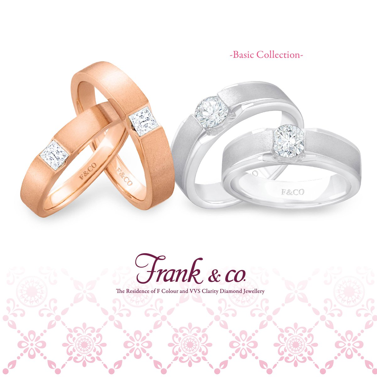 Frank co on Twitter Find out more Wedding Ring with special