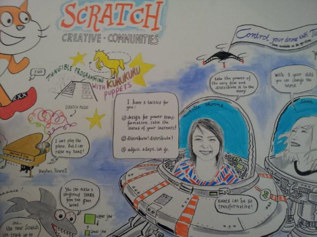 Great @Scratch2015AMS. Thank you Joek and your team and all the presenters. http://t.co/2OVYw40yaY