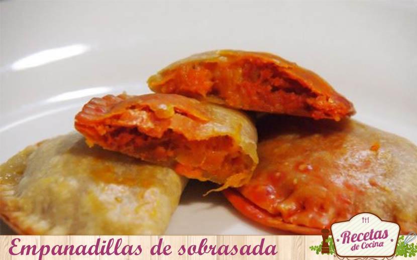 Recetas De Cocina On Twitter Empanadillas De Sobrasada