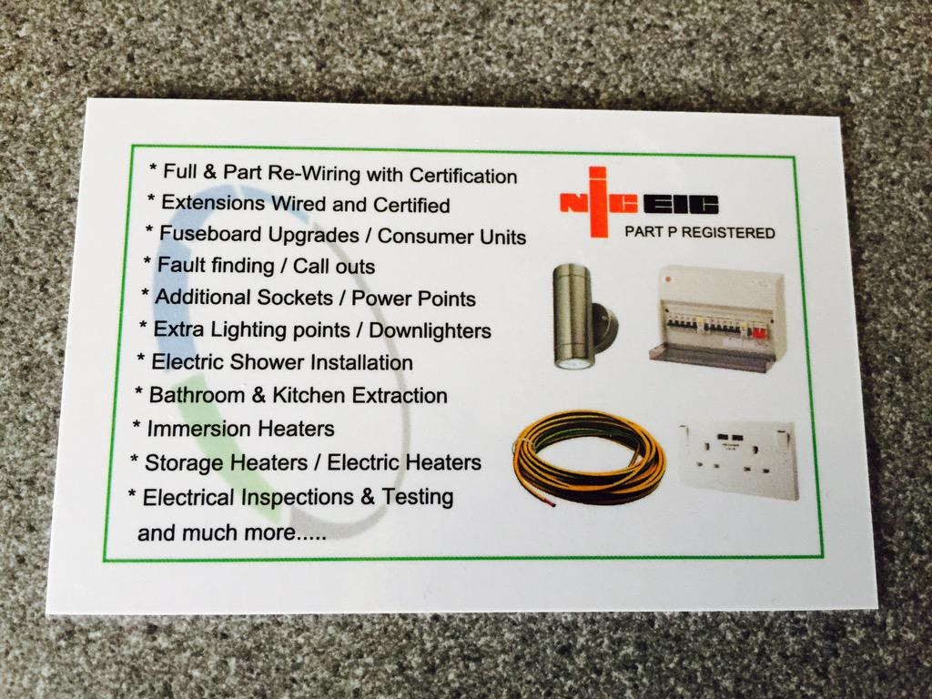 Swadlincote Connect Swadconnections Twitter Wiring Electric Shower 0 Replies 1 Retweet Likes