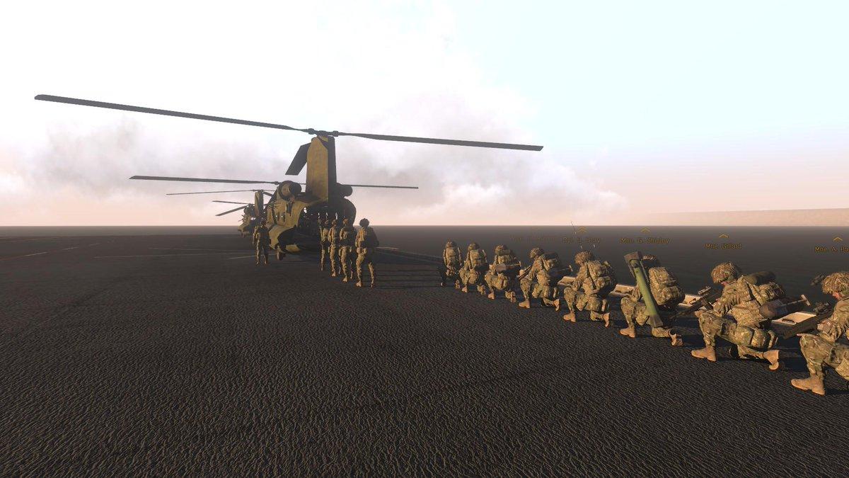 40 Commando MilSim on Twitter: