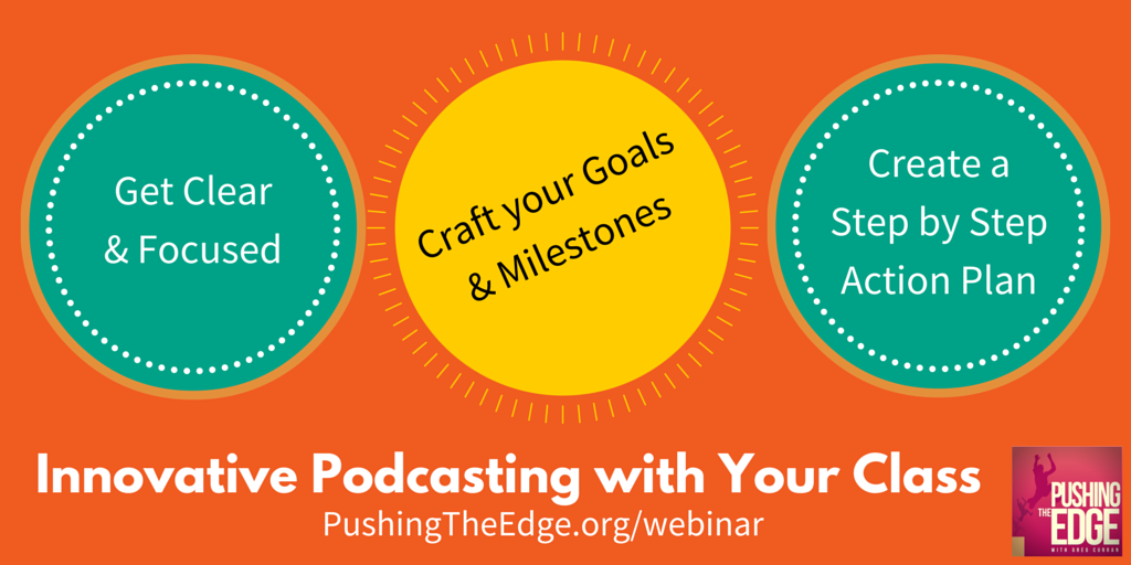 Start Podcasting with your Class - With my 3 part Webinar Series >> https://t.co/pS3k00RxJS #aussieED #edutweetoz http://t.co/23gF0OIXIU