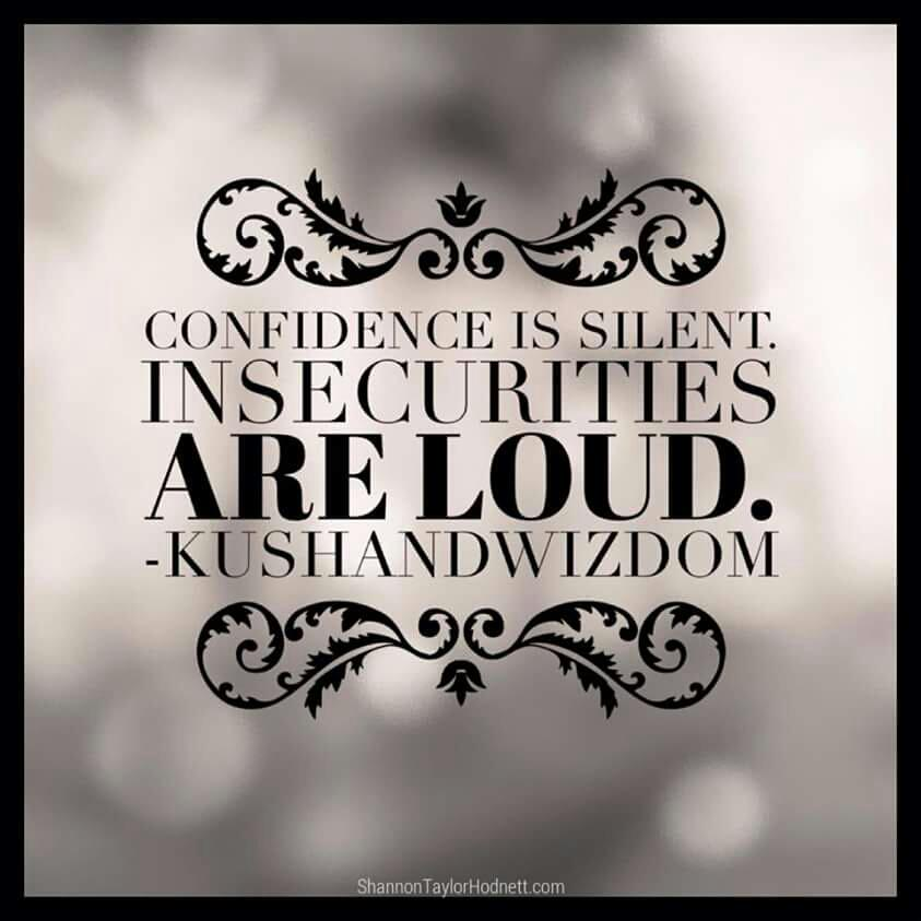 """Confidence Quotes On Twitter: ShannonTaylorHodnett On Twitter: """"Confidence Is... �"""