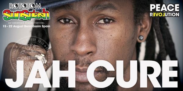 Festival de Reggae Rototom | Jah Cure