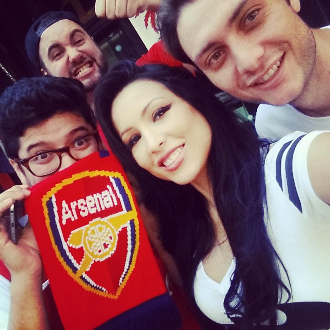"Jeinny Lizarazo on Twitter: ""@Arsenal @ArsenalMiami acepte ... | 1080 x 1080 jpeg 146kB"