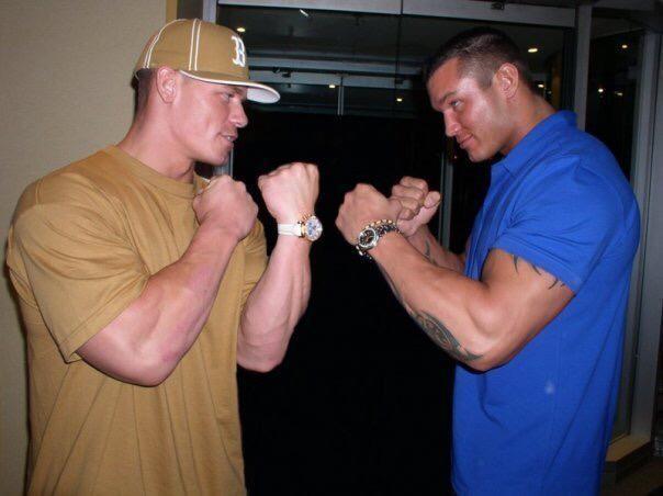 John Cena Father