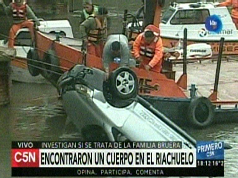 e8cf9b5f8 PRIMERO EN  C5N  Encontraron un cuerpo en el Riachuelo. Investigan si se  trata de Los Bruera. AMPLIAREMOS