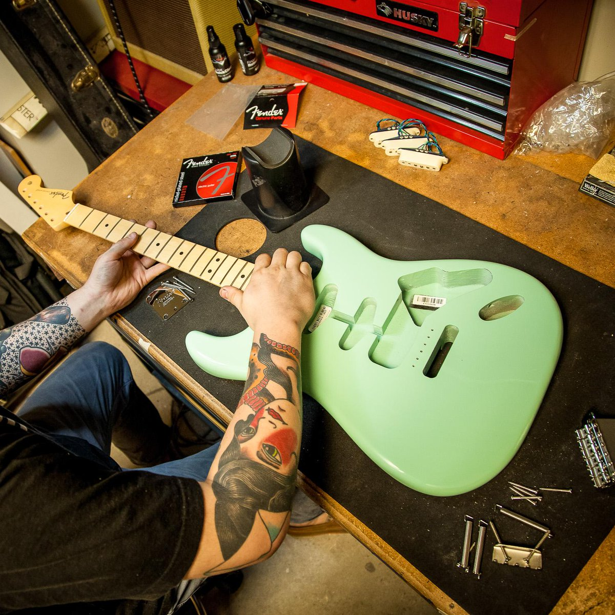 Fender On Twitter Electric Guitar Parts Restore The Legacy Http Tco Sssgkqg2rg Sjmivirnp3