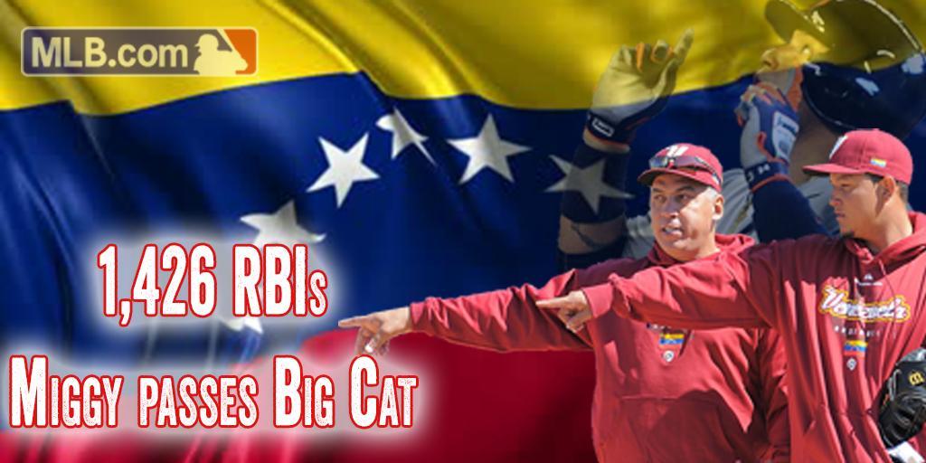 Miguel Big Cat Cabrera