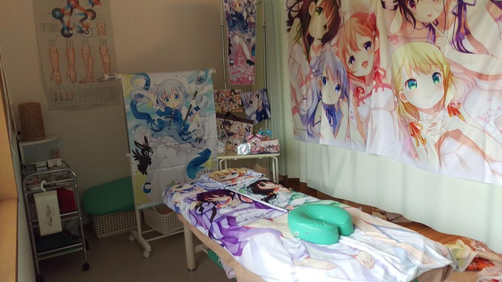 岡山のとある鍼灸院が去年よりさらに進化してました。ぴょんぴょん鍼灸院なんじゃぁ^~ pic.twitter.com/ZRsYH4RbME