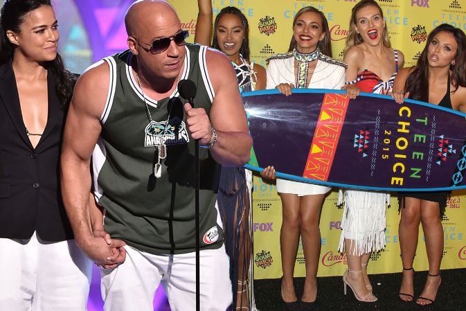Teen Choice Awards 2015 winners list: One Direction and Fifth Harmony scoop top prizes http://t.co/KsTivCTvsN