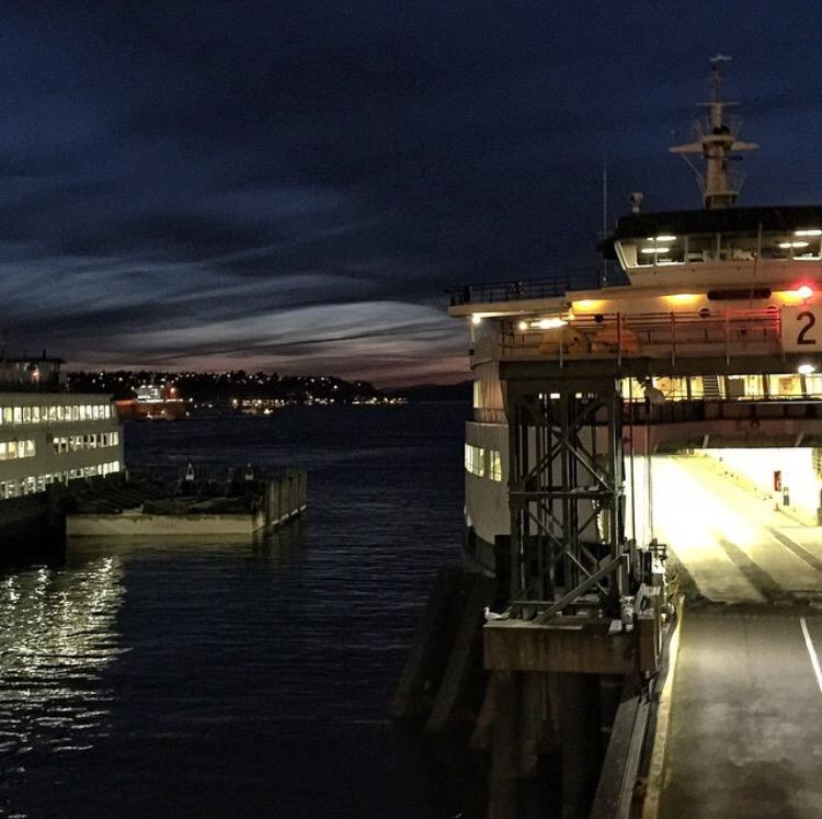 Some late nights in #Seattle led to nighttime ferry rides #WSFcontest http://t.co/7HCDSJPTDk
