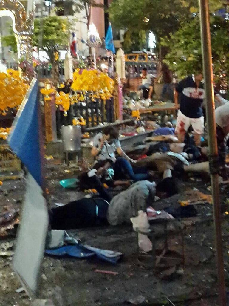 В Таиланде прогремел мощный взрыв: 27 человек погибли, более 80 пострадавших