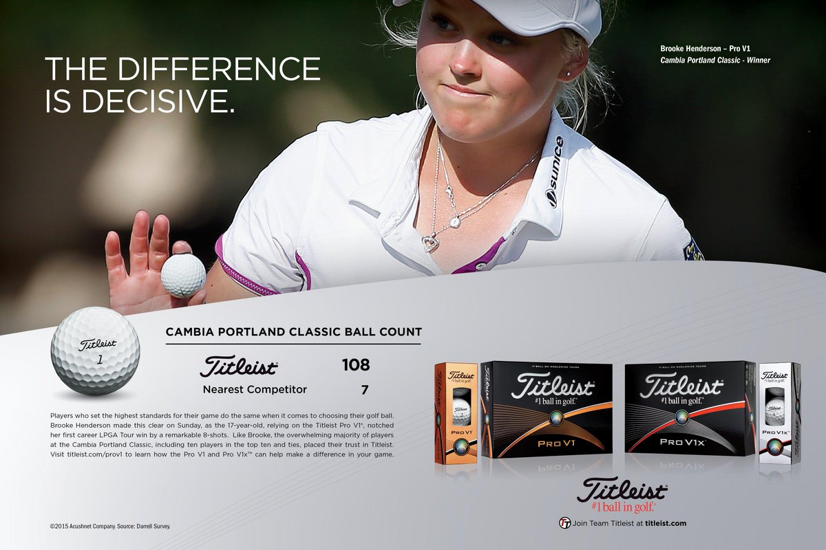 Congrats 2 @BrookeH_Golf on 1st @LPGA win n finding herself in a Titleist Win Ad on @GlobalGolfPost today http://t.co/HypayWrfoF