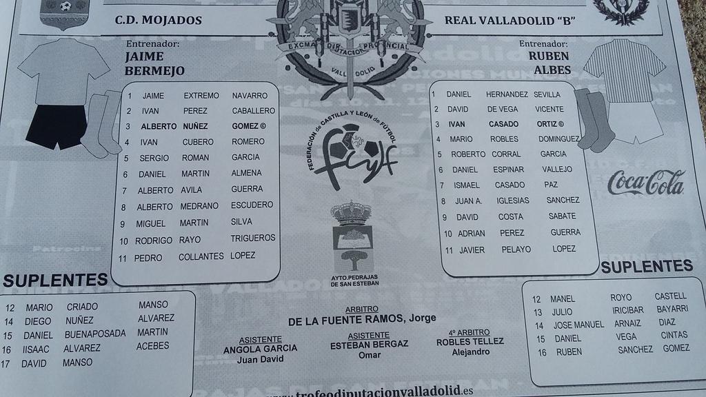 Real Valladolid B - Temporada 2015/16 - 2ª División B Grupo I - Página 5 CMn_bCxWwAAaJpd