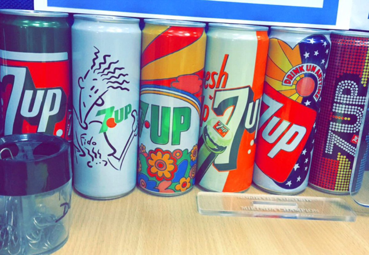 Love the 7-up vintage designs initiative! Which one is your favorite? #six7ups #intern ^hf http://t.co/80d80OTT1X