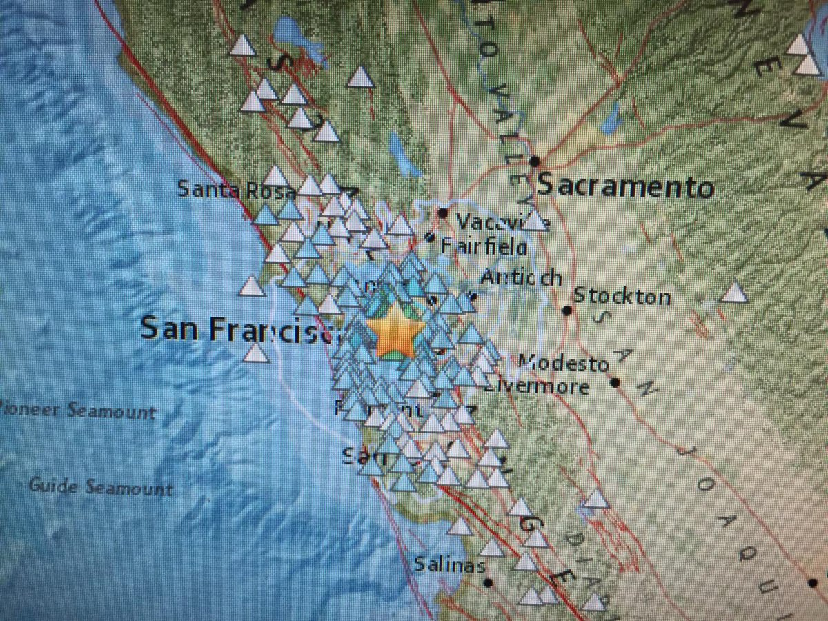 San Francisco earthquake: Is the 'Big One' coming?