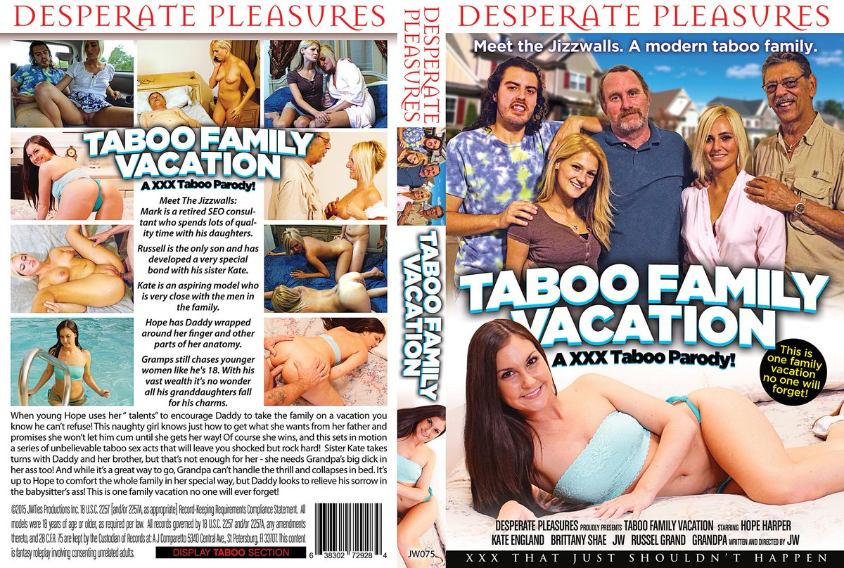 Taboo family vacation a taboo parody