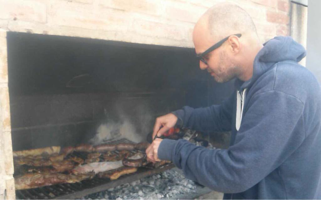 Asado! Great food! Great People! Love you Argentina! http://t.co/VH0bOOTiGl