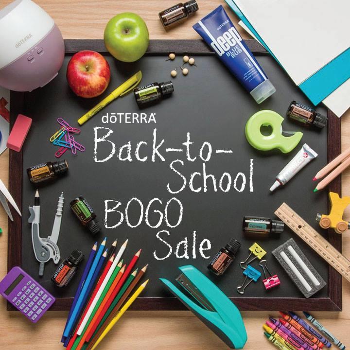 doterra back to school pdf