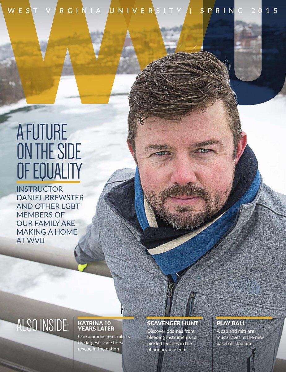 WVU magazine