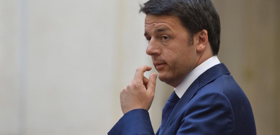 Ancora una gaffe di Matteo Renzi
