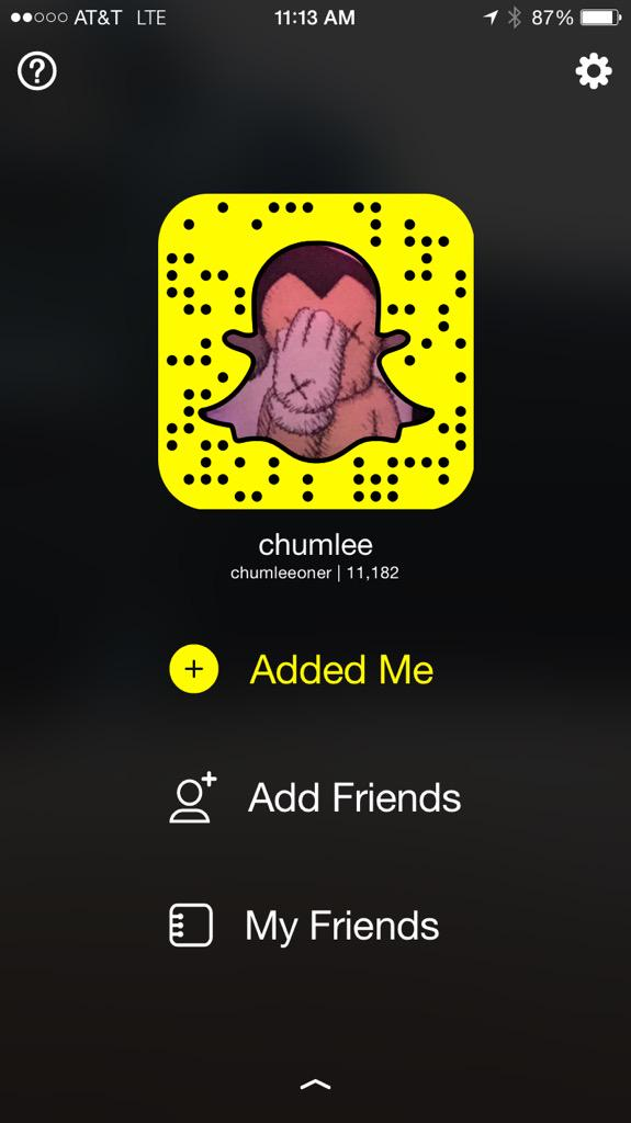 Private snapchat pics