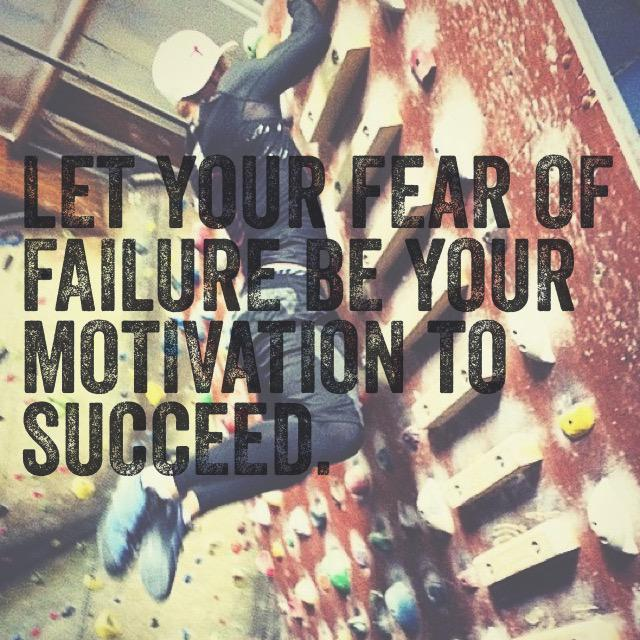 """Inspirational Quotes About Failure: Kellan Lutz On Twitter: """"Let Your Fear Of Failure Be Your"""