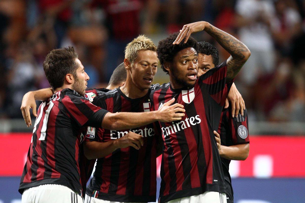 Risultati Coppa Italia: Milan-Perugia 2-0 e Chievo-Salernitana 0-1