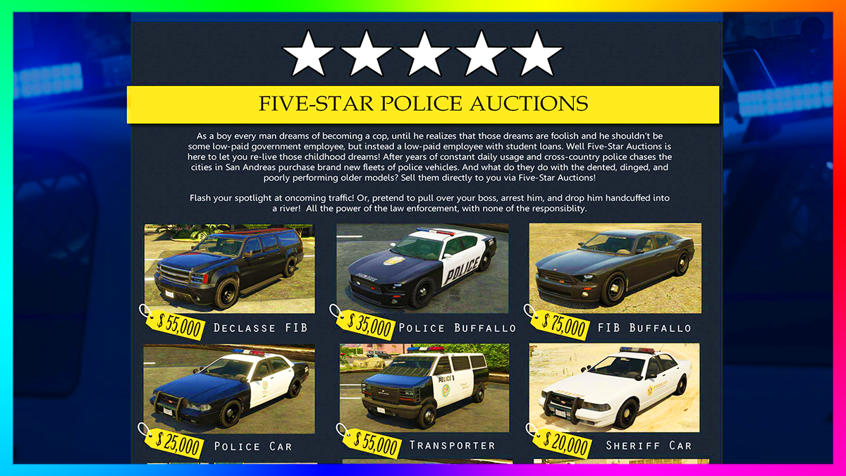 Police Car Website >> Epic Gta 5 Cars Police Website Concepts Sports Police